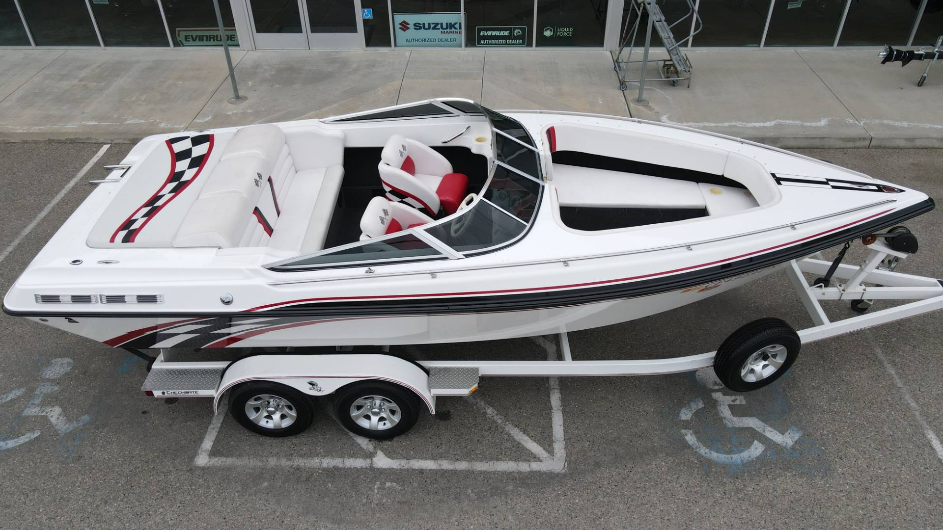 2007 Checkmate ZT 230 BR in Madera, California - Photo 2