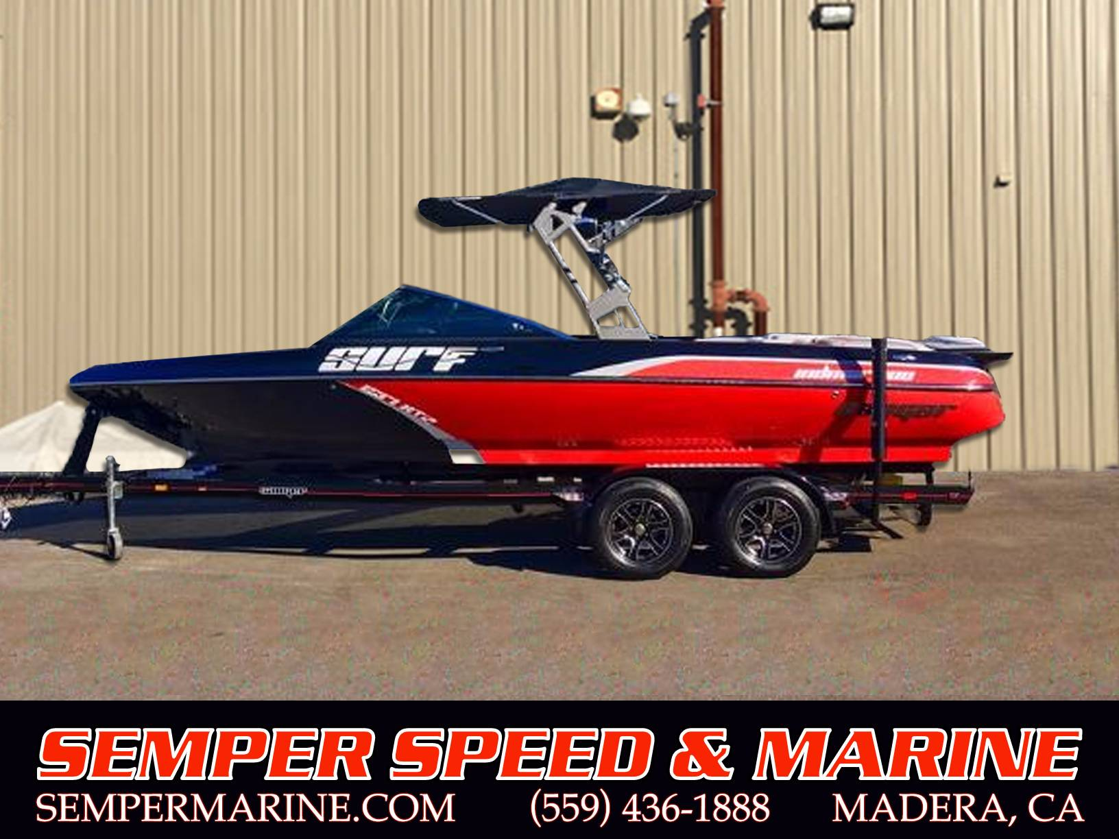 2018 Sanger Boats V237 XTZ in Madera, California