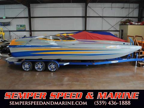 2009 Eliminator 28 ft. Daytona Speedster in Madera, California