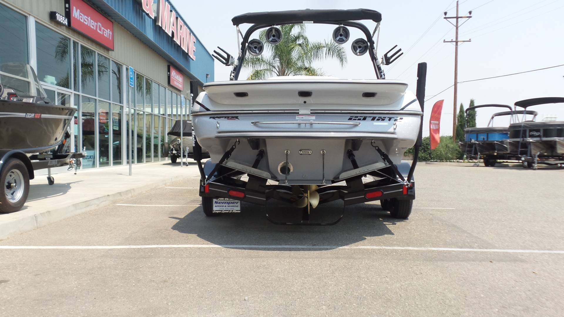2019 Sanger Boats V-237 XTZ in Madera, California - Photo 3