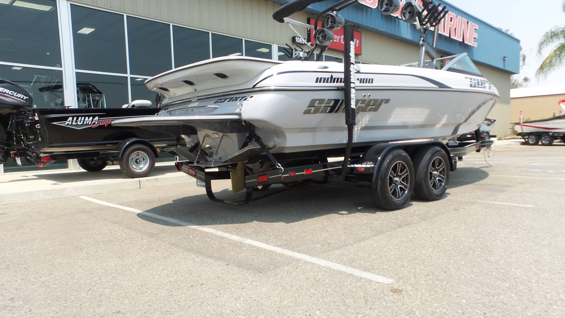 2019 Sanger Boats V-237 XTZ in Madera, California - Photo 5
