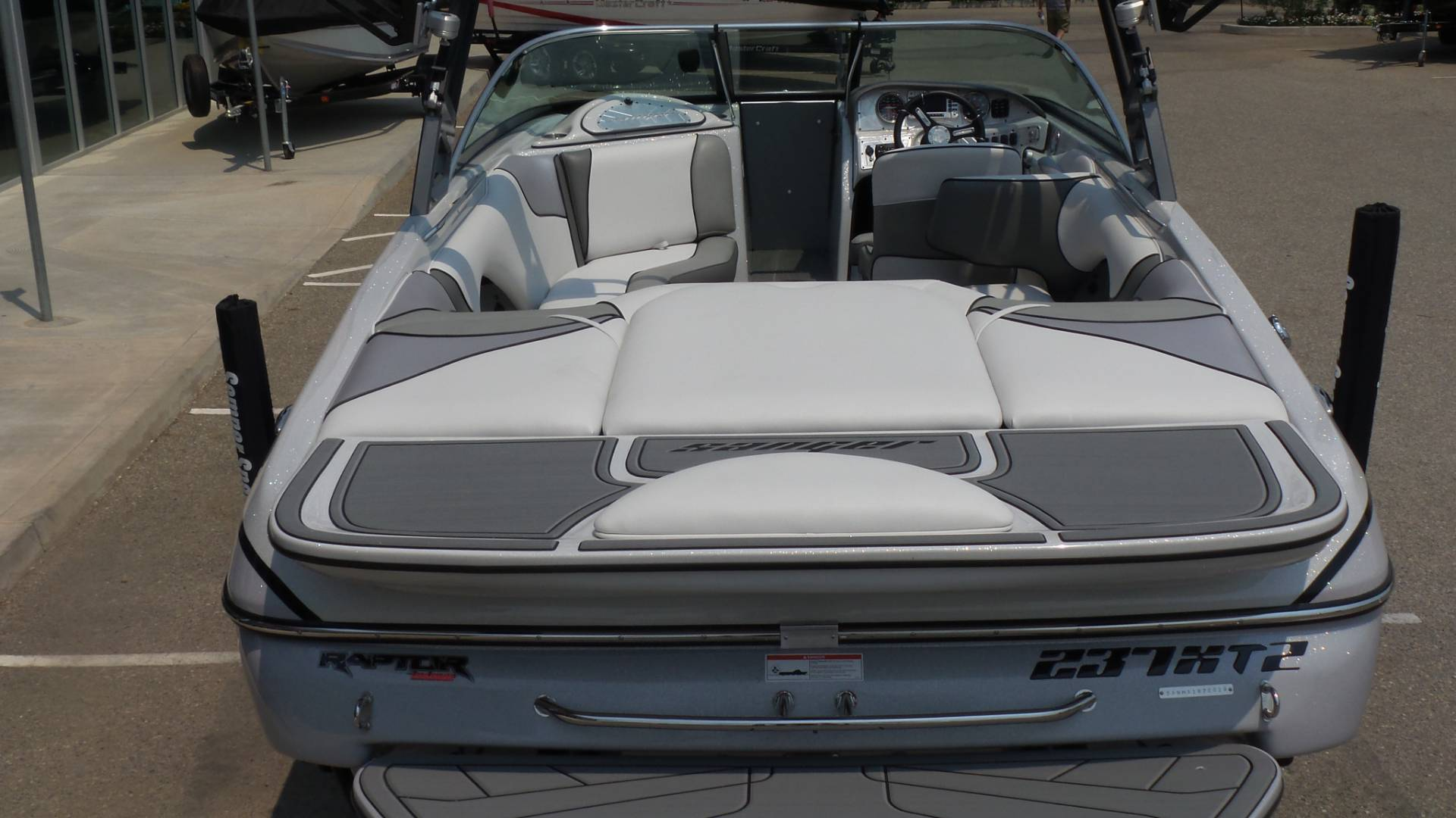 2019 Sanger Boats V-237 XTZ in Madera, California - Photo 9