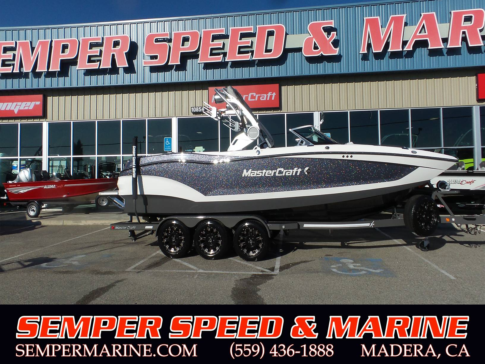 2019 Mastercraft Mastercraft X24 in Madera, California