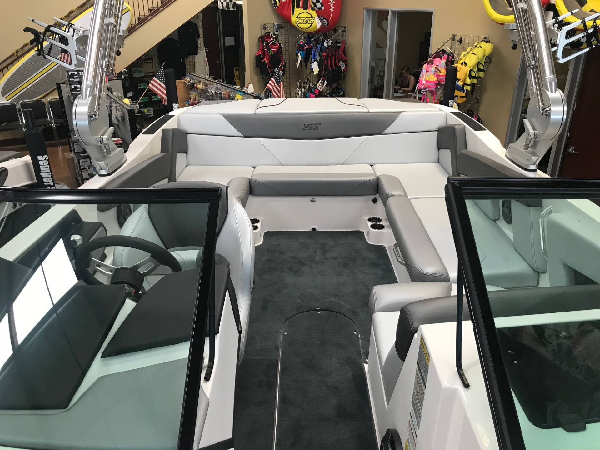2019 Mastercraft NXT22 in Madera, California - Photo 16
