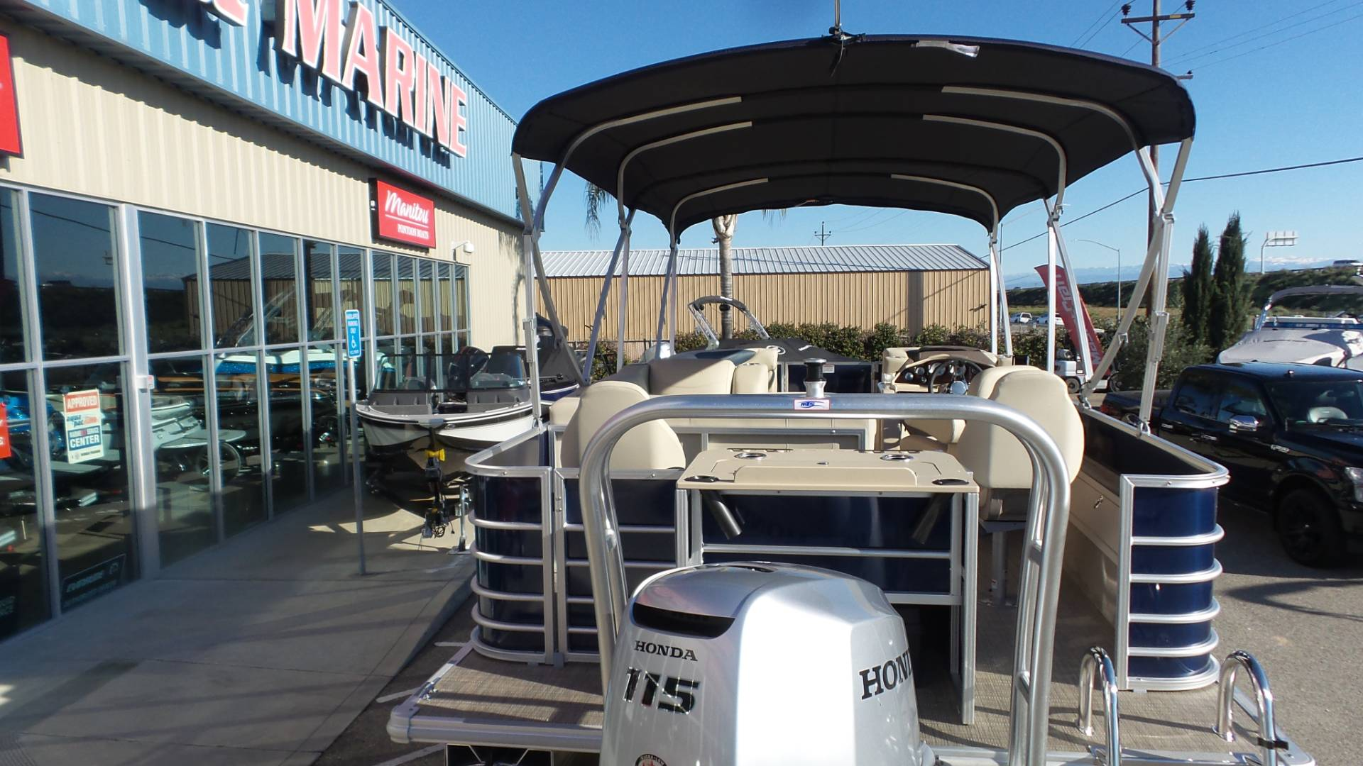2019 Sylvan Mirage 8520 CNF in Madera, California - Photo 4