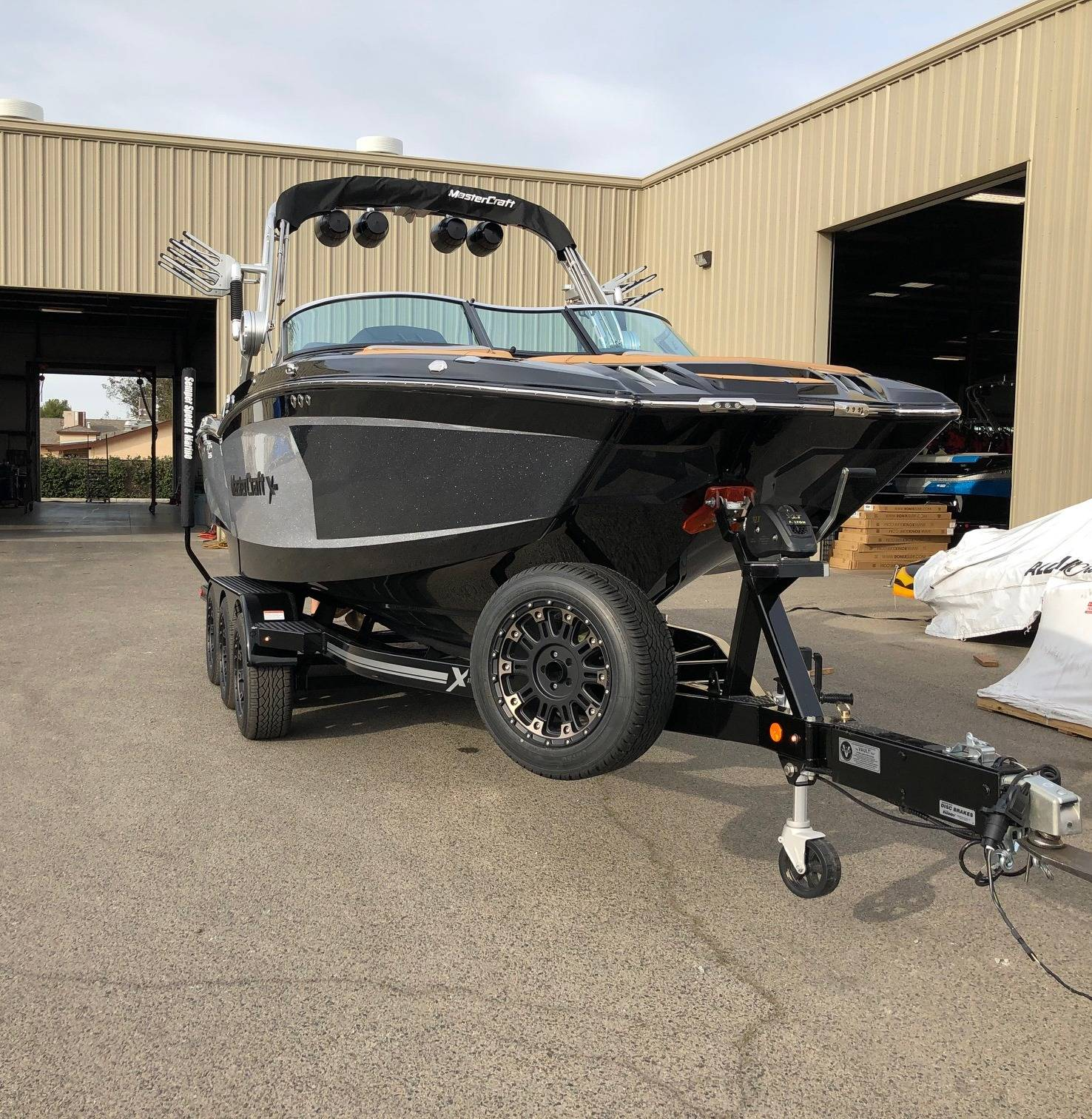2020 Mastercraft XStar in Madera, California - Photo 3