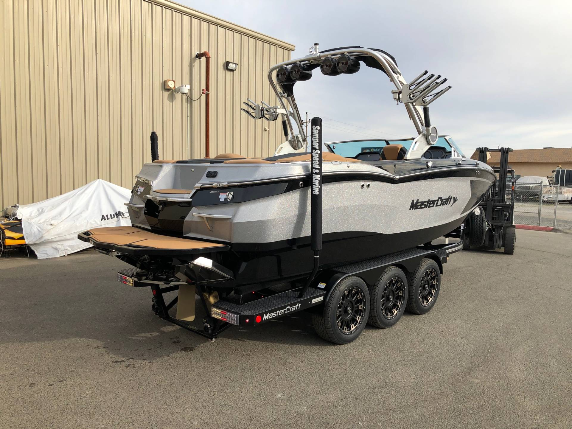 2020 Mastercraft XStar in Madera, California - Photo 5