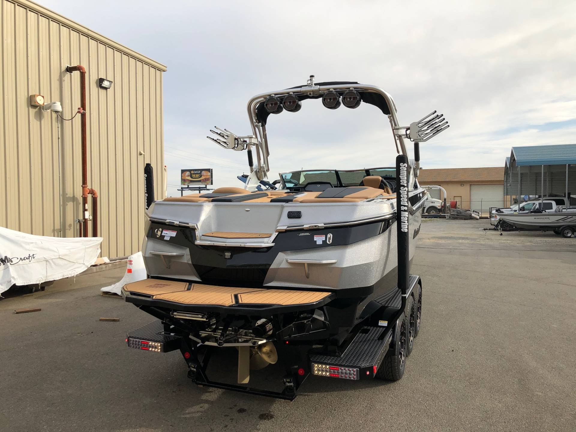 2020 Mastercraft XStar in Madera, California - Photo 6