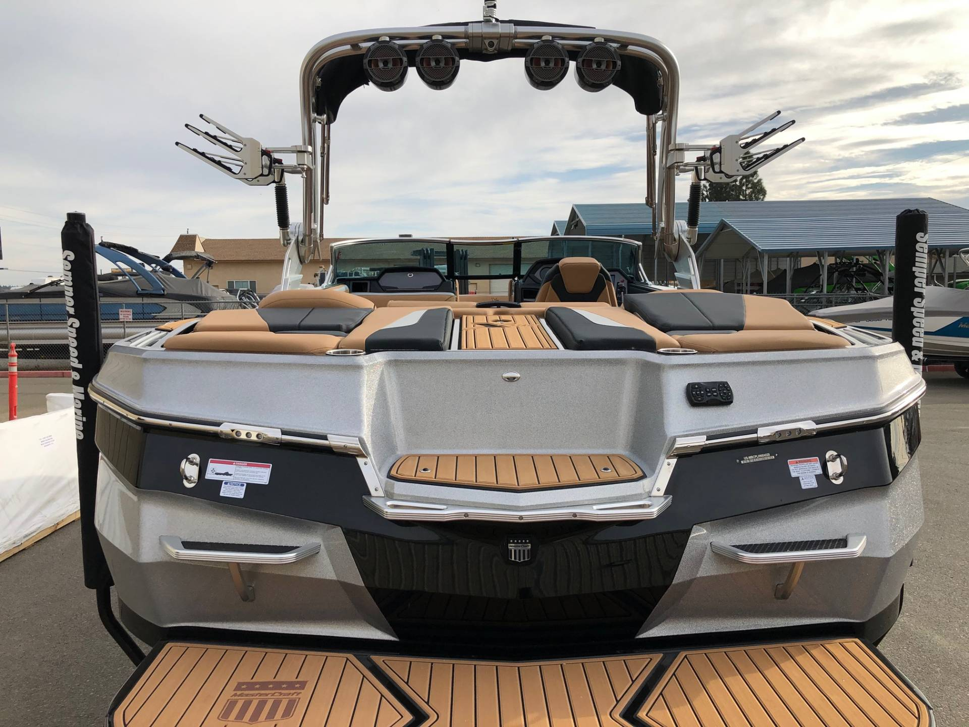 2020 Mastercraft XStar in Madera, California - Photo 8