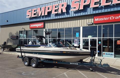 1998 Sanger Boats DLX in Madera, California - Photo 3