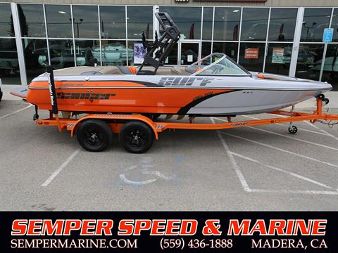 2021 Sanger Boats V215 SX in Madera, California - Photo 1