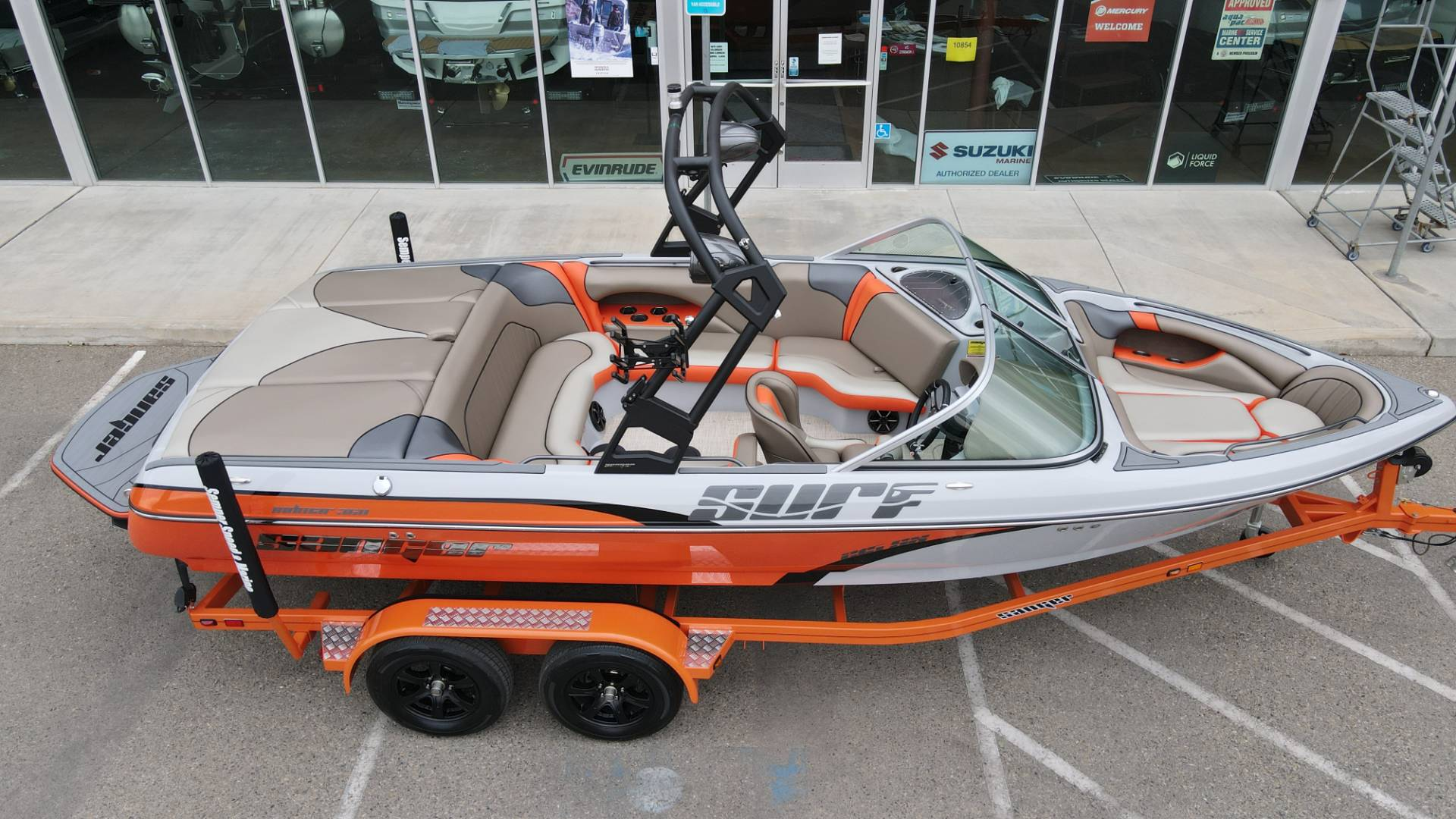 2021 Sanger Boats V215 SX in Madera, California - Photo 2