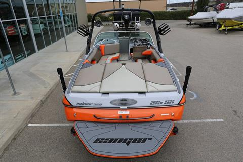 2021 Sanger Boats V215 SX in Madera, California - Photo 6