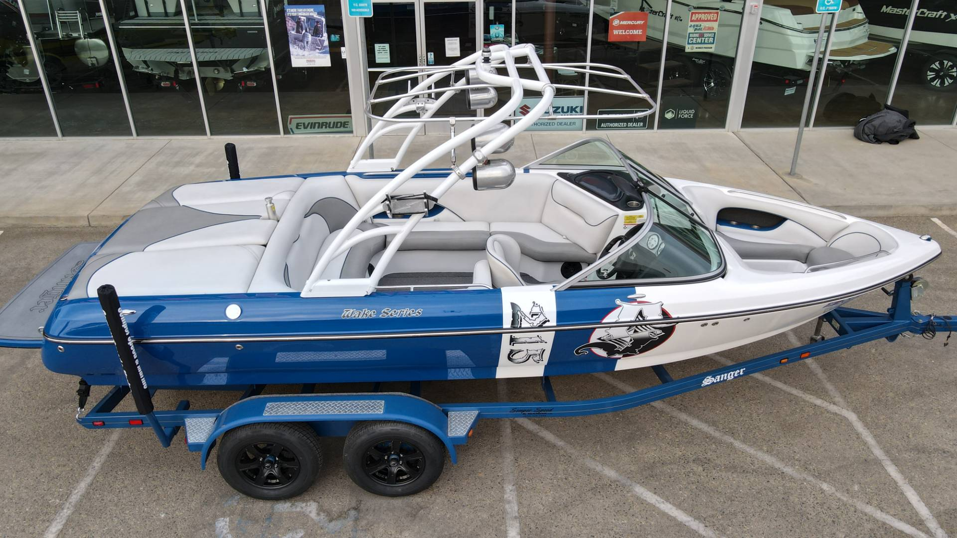 2013 Sanger Boats V215 S in Madera, California - Photo 2