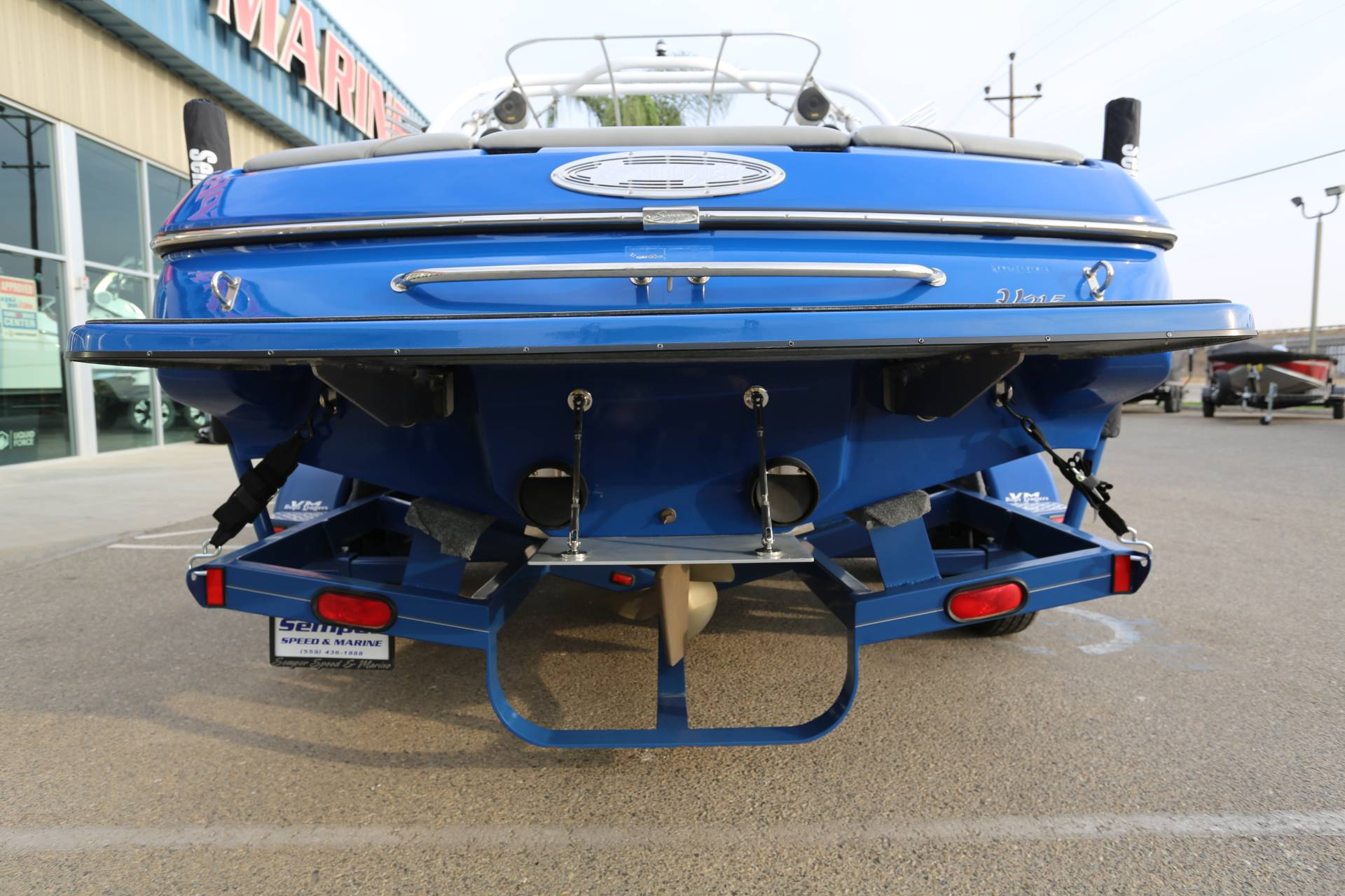 2013 Sanger Boats V215 S in Madera, California - Photo 6