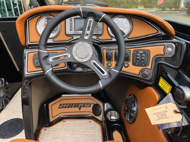 2019 Sanger Boats V237 XTZ in Madera, California - Photo 6