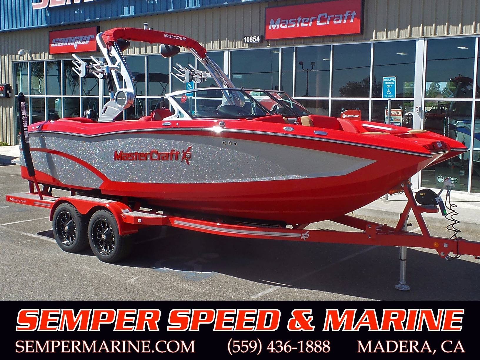 2018 Mastercraft X23 in Madera, California