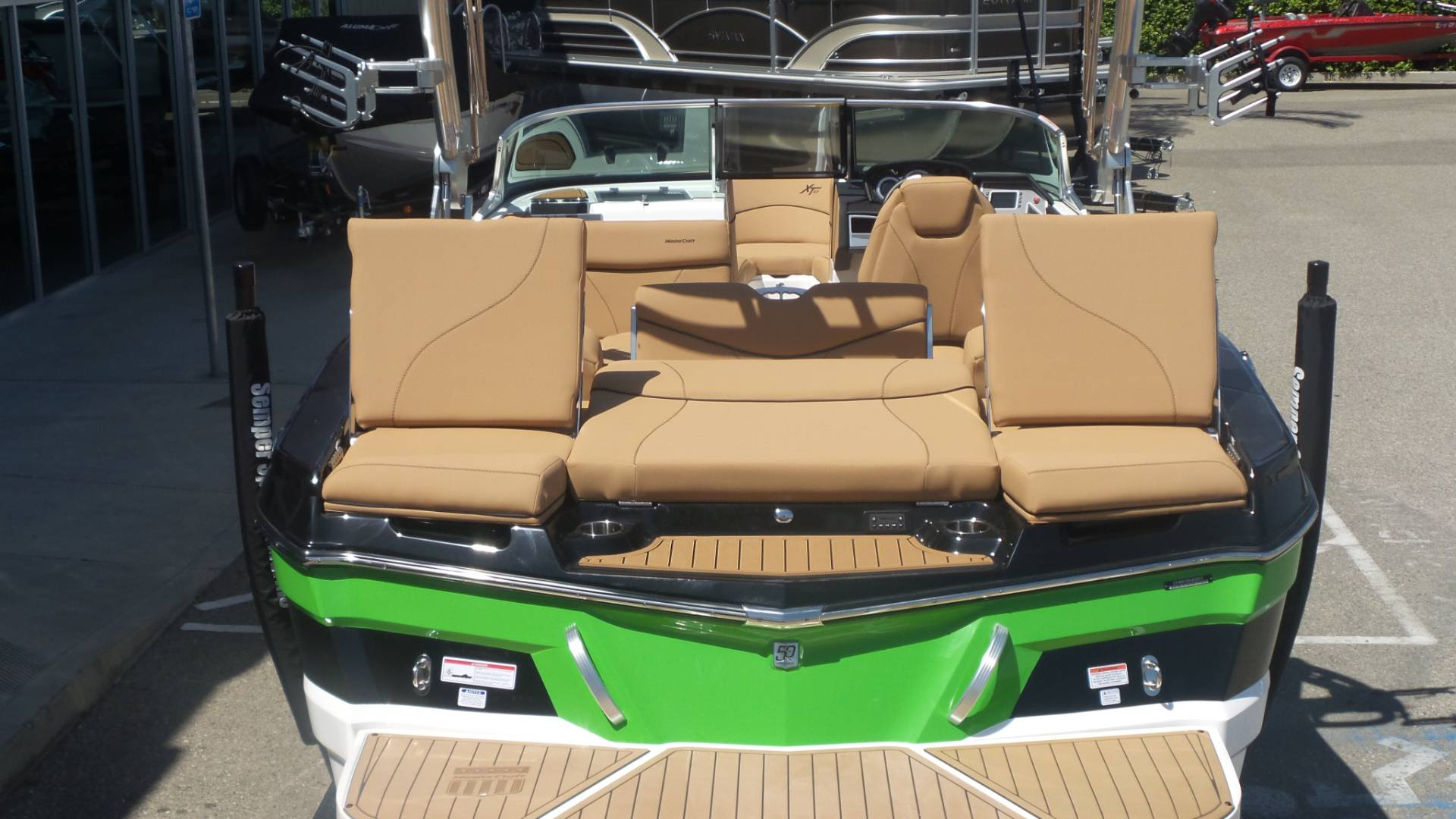 2018 Mastercraft XT23 in Madera, California