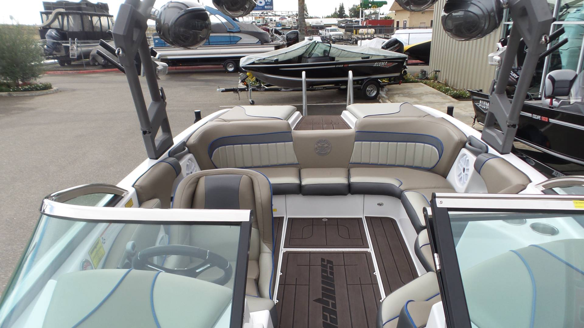 2019 Sanger Boats 212 in Madera, California