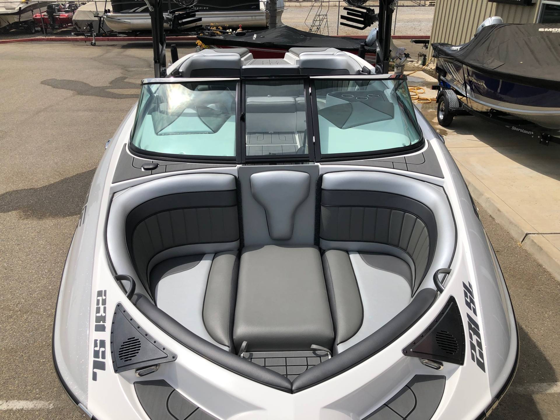 2021 Sanger Boats 231 SL in Madera, California - Photo 7