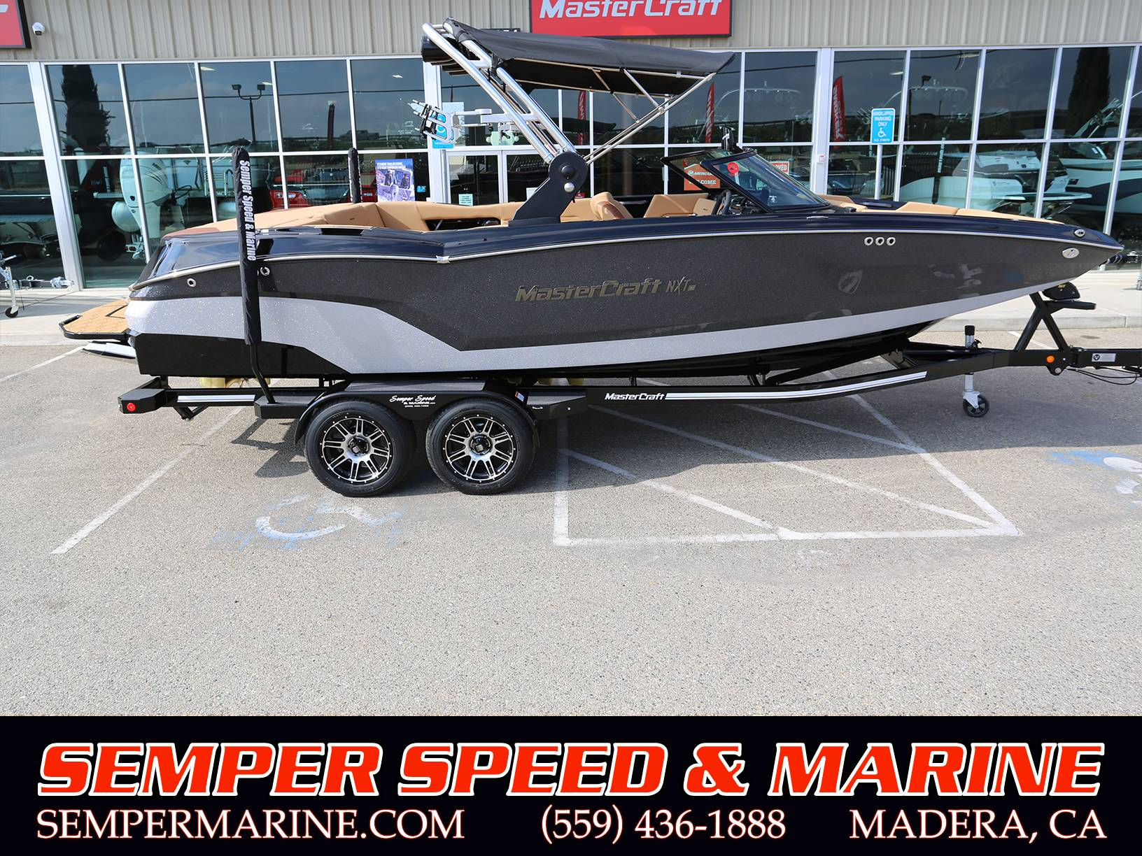 2021 Mastercraft NXT 24 in Madera, California - Photo 1