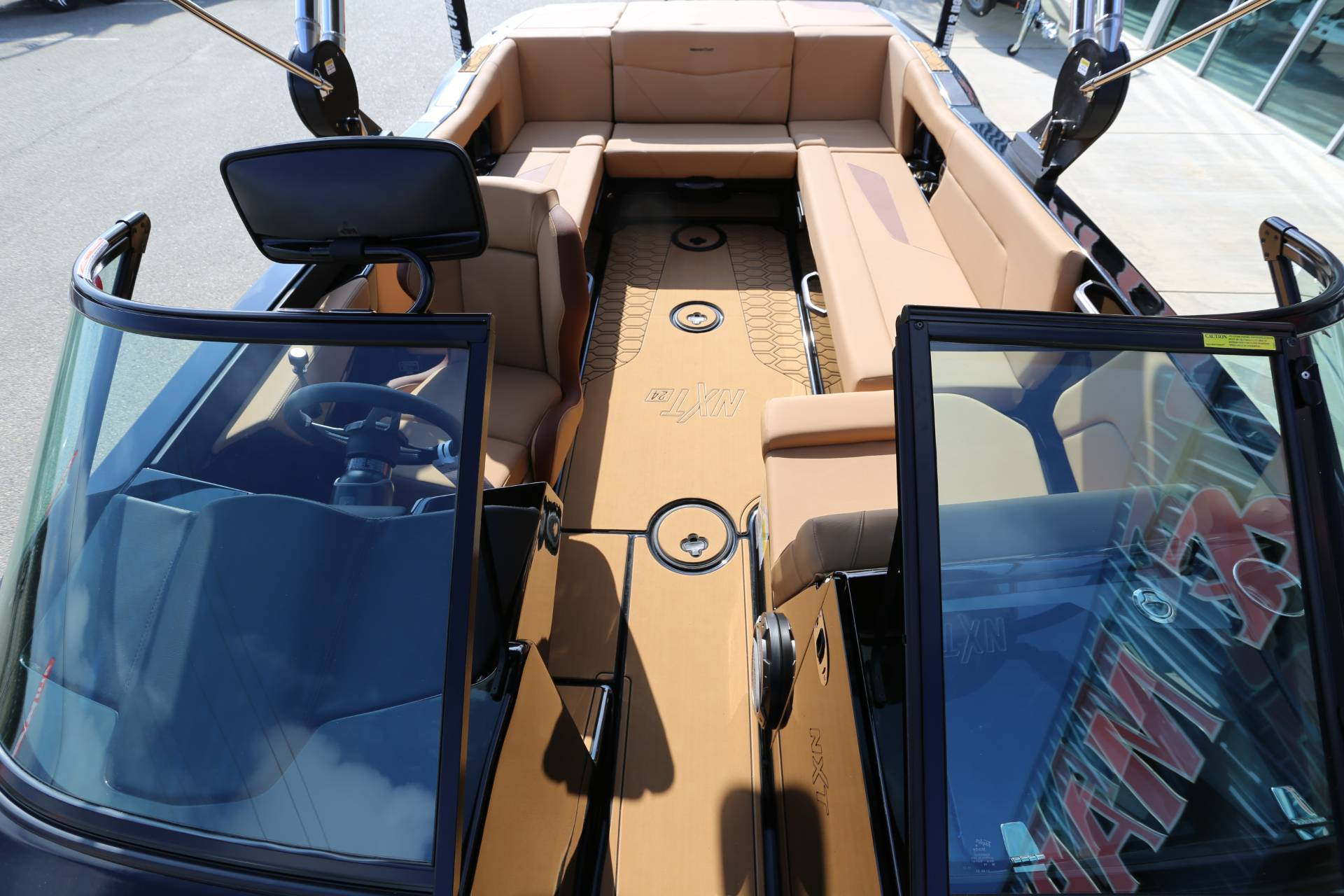 2021 Mastercraft NXT 24 in Madera, California - Photo 23