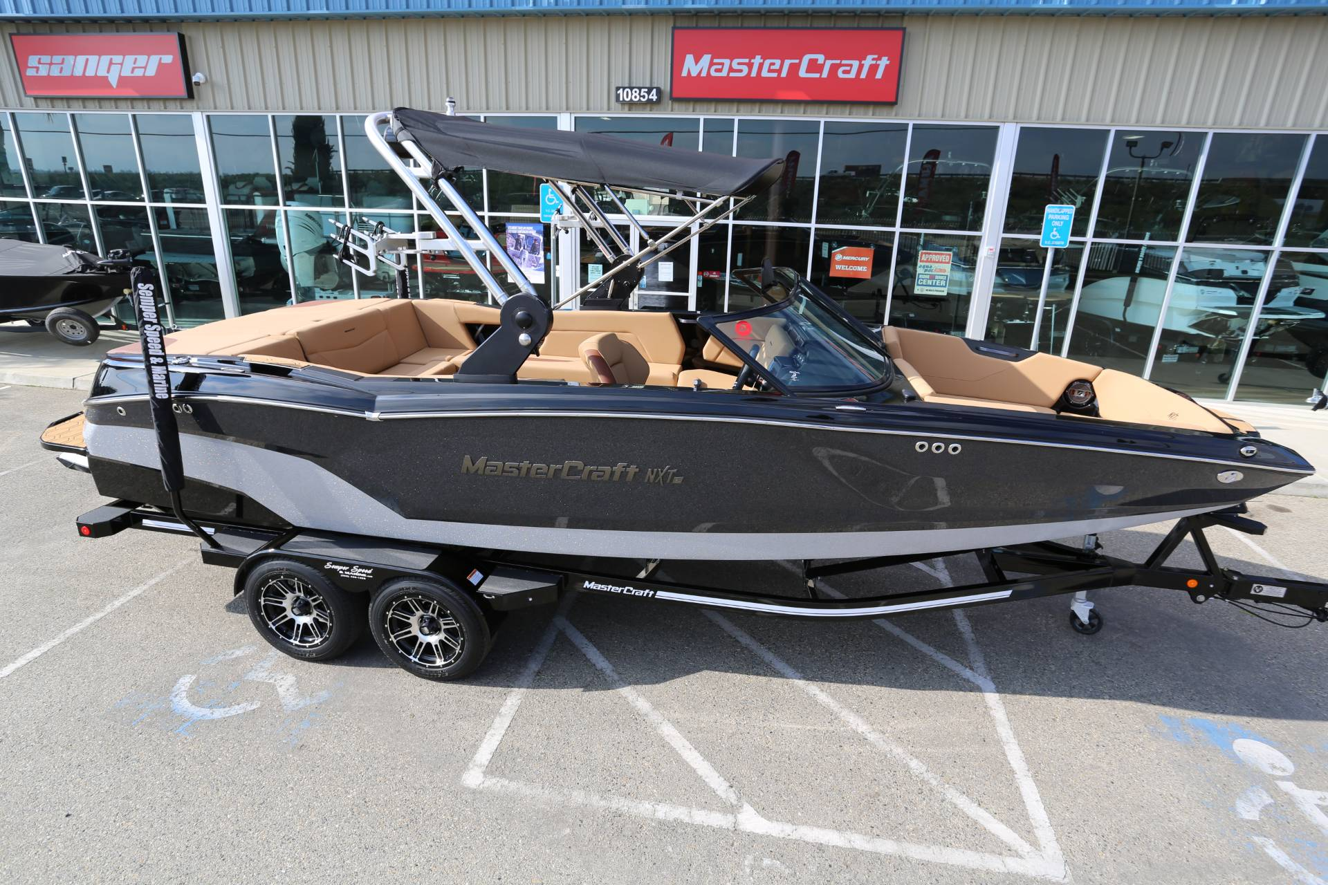 2021 Mastercraft NXT 24 in Madera, California - Photo 31