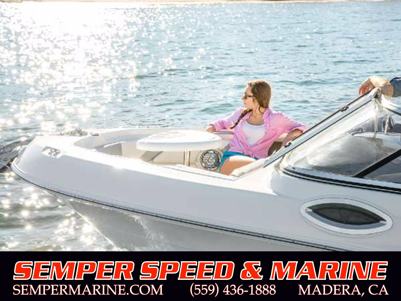 2017 Striper 200 Dual Console in Madera, California
