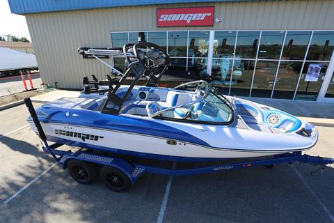 2021 Sanger Boats 212 SL in Madera, California - Photo 3