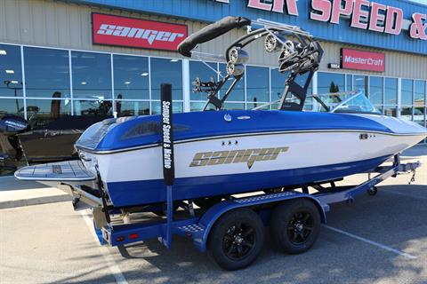 2021 Sanger Boats 212 SL in Madera, California - Photo 4