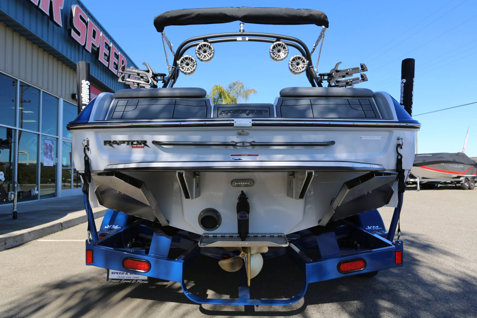 2021 Sanger Boats 212 SL in Madera, California - Photo 5