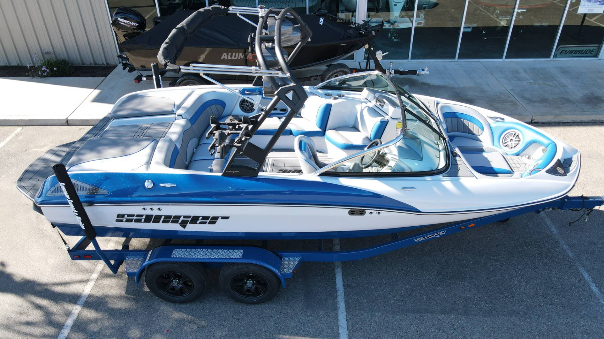 2021 Sanger Boats 212 SL in Madera, California - Photo 25