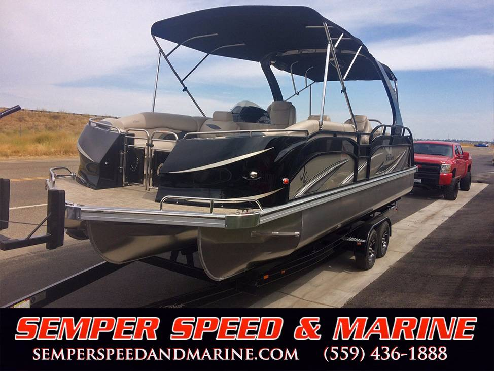 2017 JC Sporttoon 26 TT RF in Madera, California