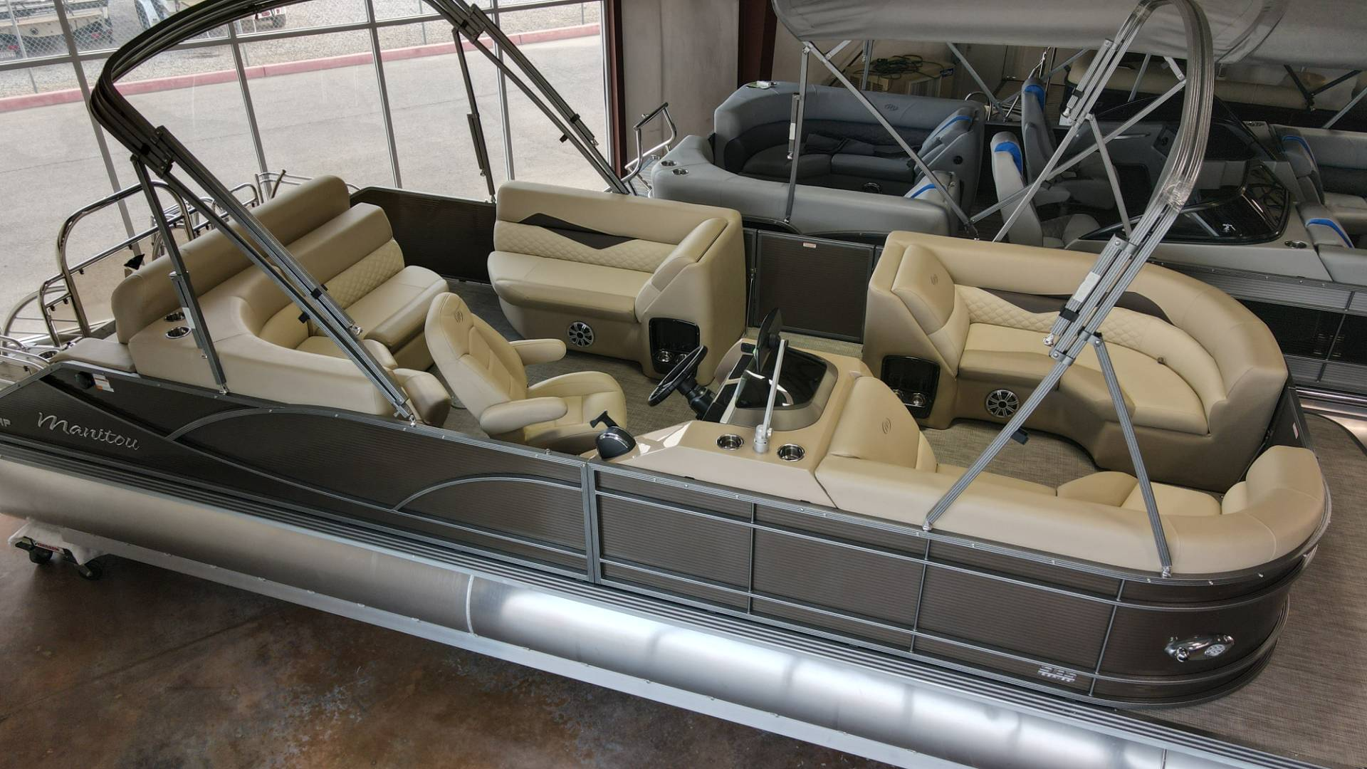 2021 Manitou 25 SES Bench in Madera, California - Photo 3