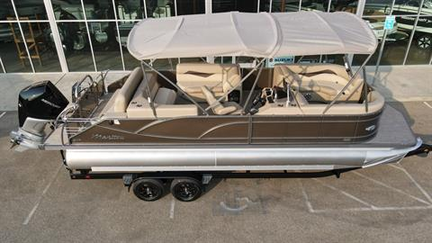 2021 Manitou 25 SES Bench in Madera, California - Photo 2