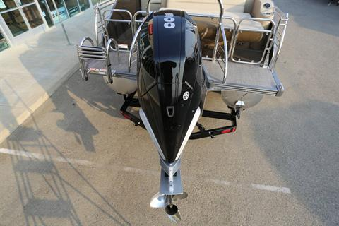 2021 Manitou 25 SES Bench in Madera, California - Photo 6