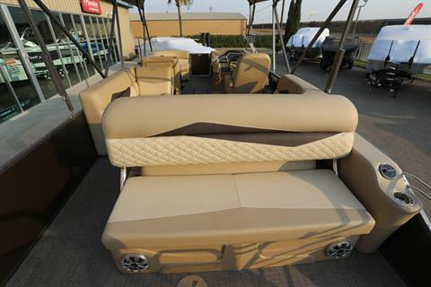 2021 Manitou 25 SES Bench in Madera, California - Photo 8