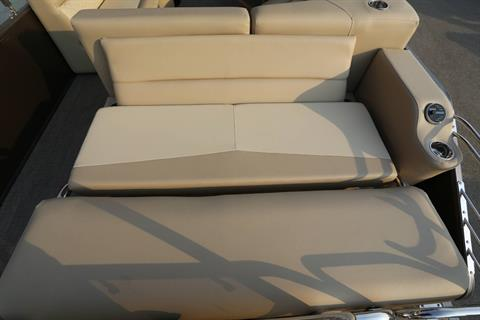 2021 Manitou 25 SES Bench in Madera, California - Photo 9