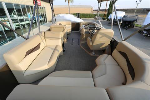 2021 Manitou 25 SES Bench in Madera, California - Photo 11