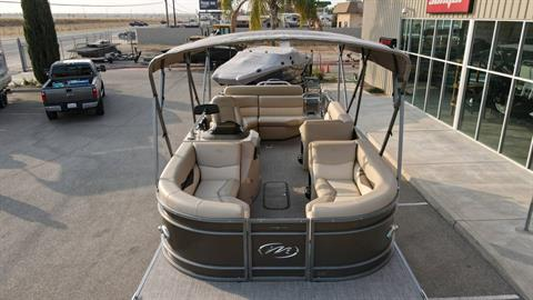 2021 Manitou 25 SES Bench in Madera, California - Photo 25