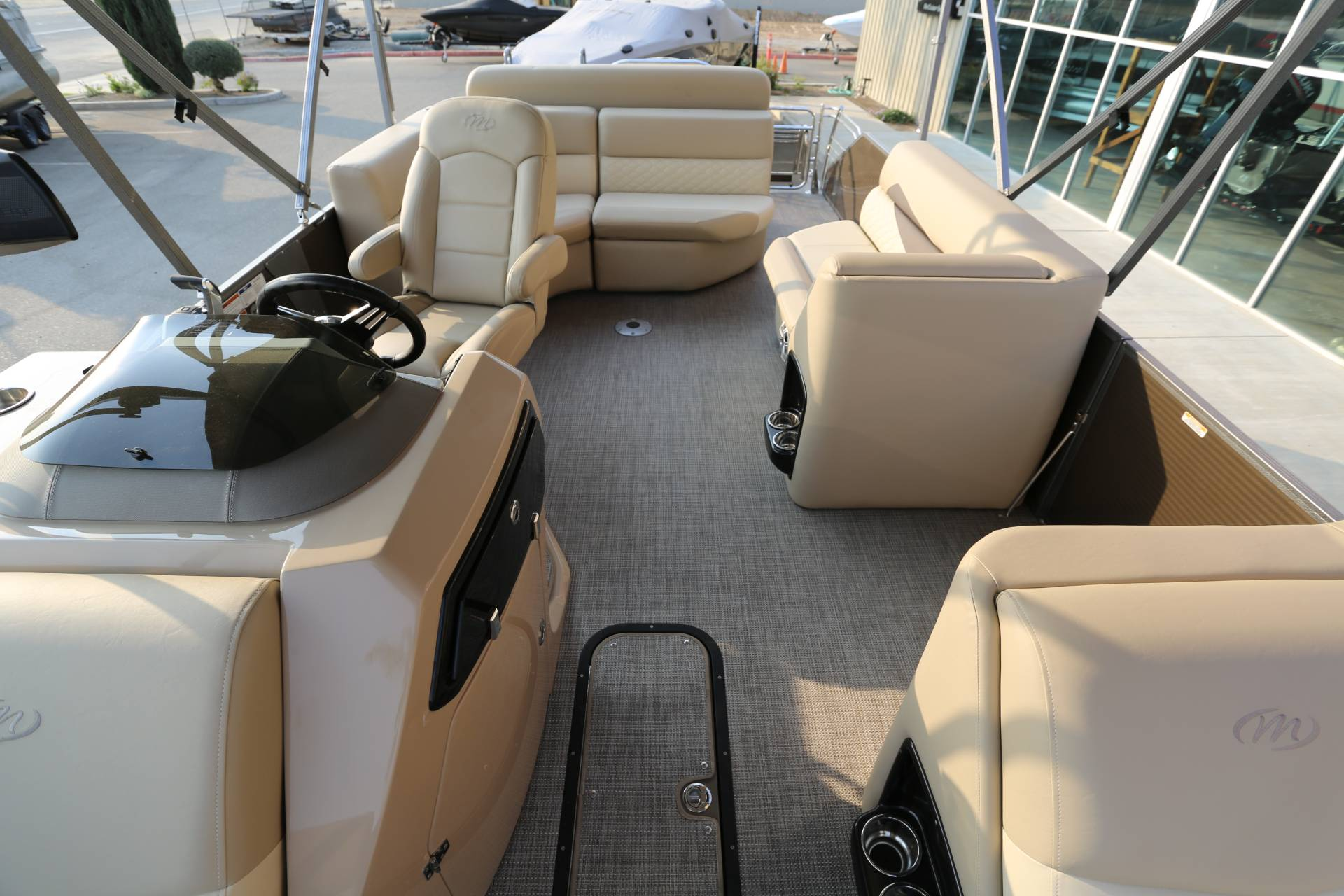 2021 Manitou 25 SES Bench in Madera, California - Photo 28