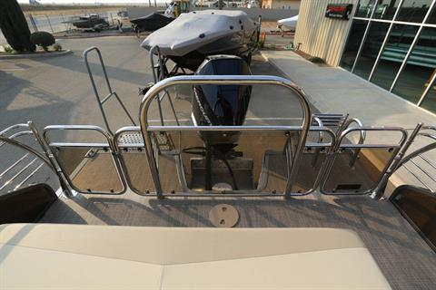 2021 Manitou 25 SES Bench in Madera, California - Photo 31