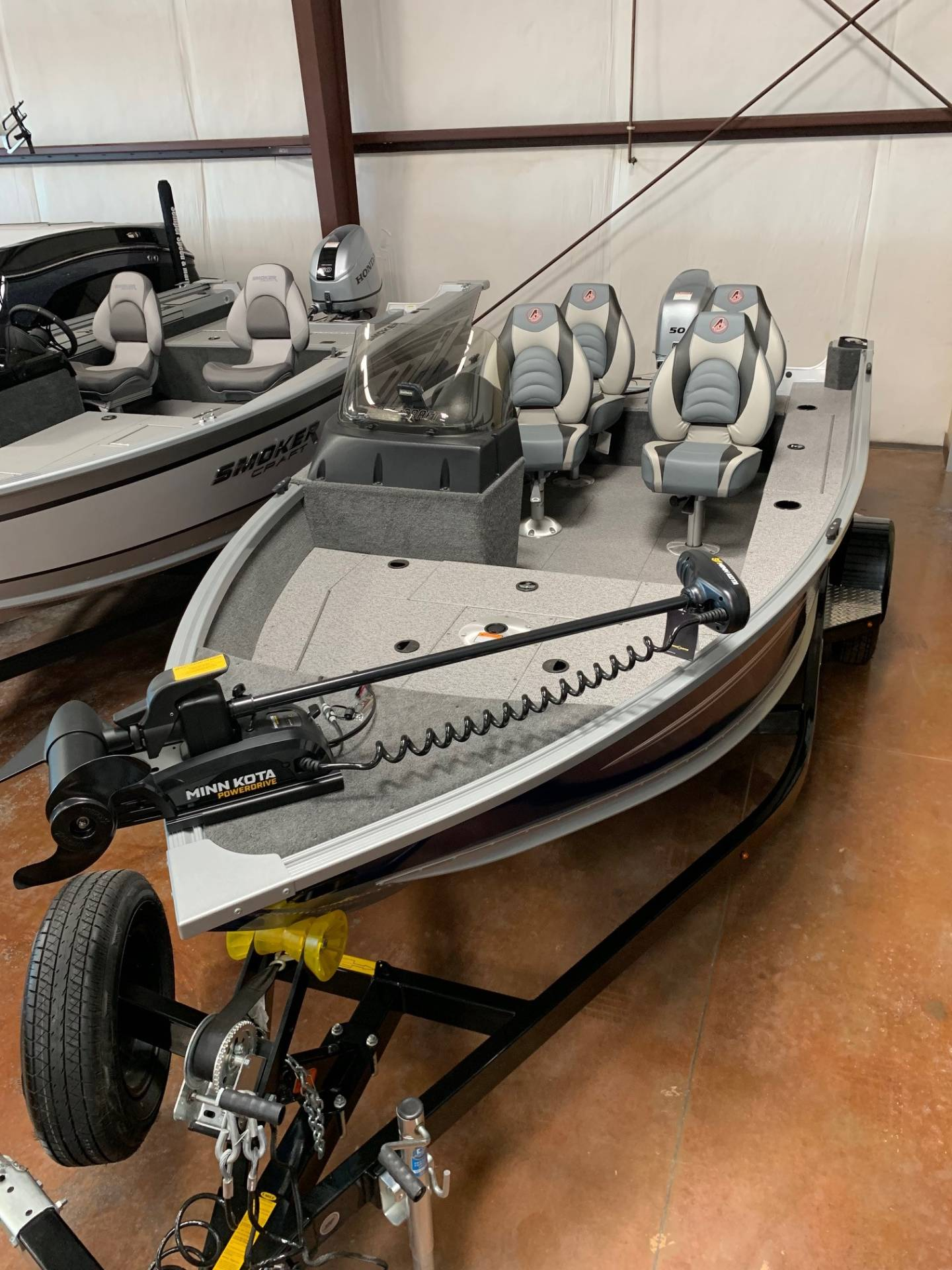2019 Alumacraft Classic 165 CS in Madera, California - Photo 2
