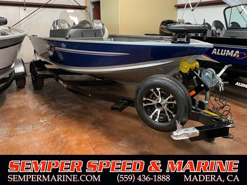 2019 Alumacraft Classic 165 CS in Madera, California - Photo 1