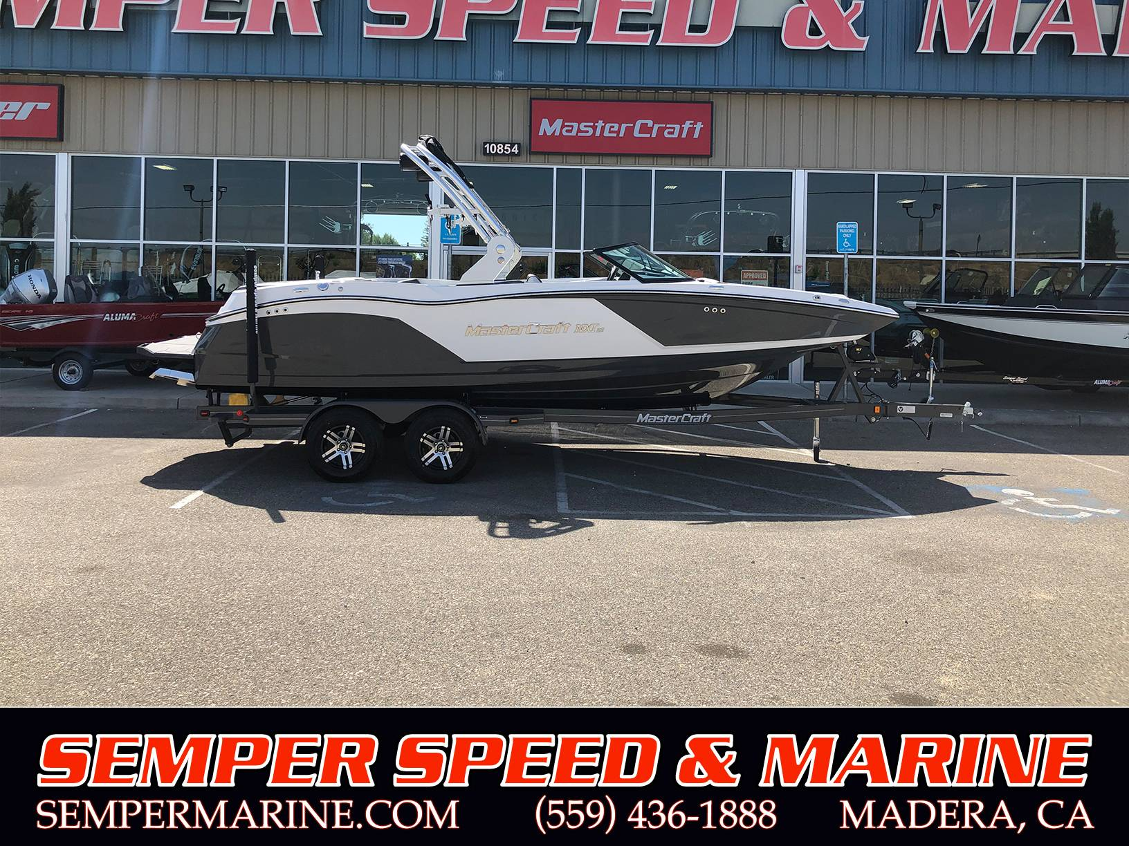 2019 Mastercraft NXT22 in Madera, California - Photo 1