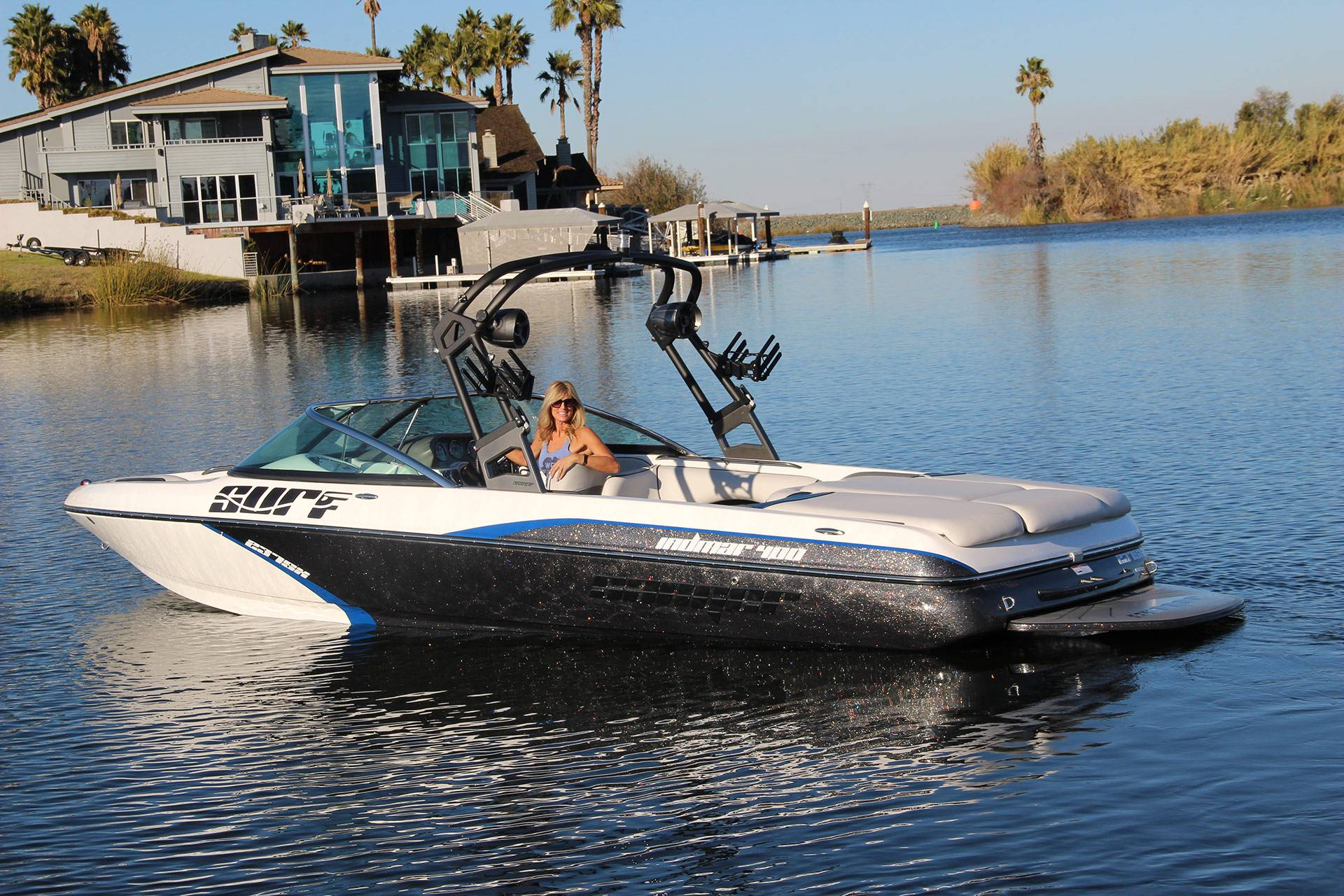 2020 Sanger Boats V237 SX in Madera, California
