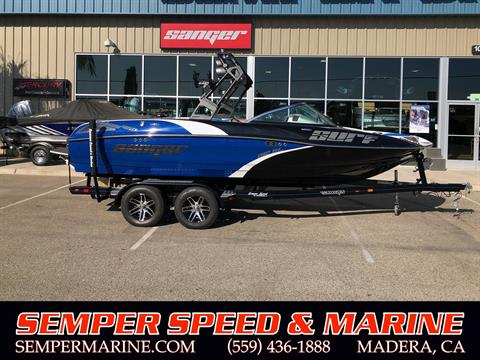2020 Sanger Boats 212 SL in Madera, California