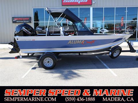 2021 Alumacraft Competitor 165 Sport in Madera, California - Photo 1