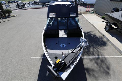 2021 Alumacraft Competitor 165 Sport in Madera, California - Photo 24