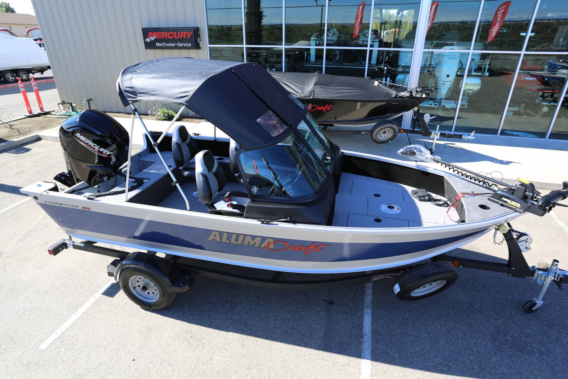 2021 Alumacraft Competitor 165 Sport in Madera, California - Photo 30
